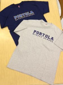portola t-shirt